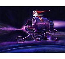 Stardust Rider Photographic Print