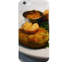 Fried Green Tomato Remoulade at EAT New Orleans iPhone Case/Skin