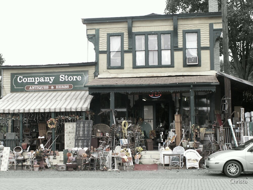 Company Store by Christa