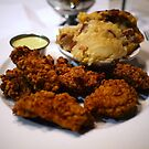 Fried Catfish at EAT New Orleans by Daniel  Rarela