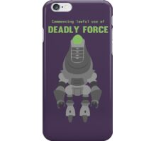 Protectron iPhone Case/Skin
