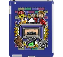 Everything is Awesome Mix Vol. 1 iPad Case/Skin