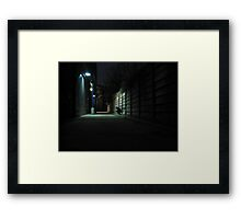 Urban Solitude 03 Framed Print