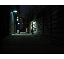 Urban Solitude 03 Photographic Print