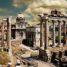 rome by stephen  jones