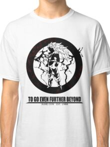 Super Saiyan 3 ascension Classic T-Shirt