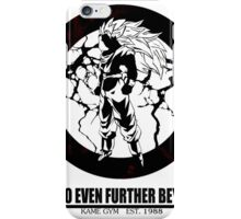 Super Saiyan 3 ascension iPhone Case/Skin