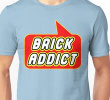 Brick Addict by Bubble-Tees.com Unisex T-Shirt