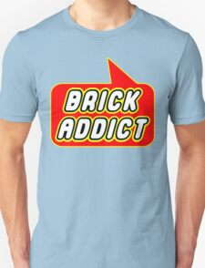 Brick Addict by Bubble-Tees.com T-Shirt