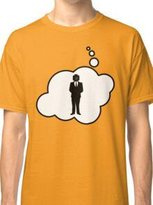 Minifig Business Man by Bubble-Tees.com Classic T-Shirt
