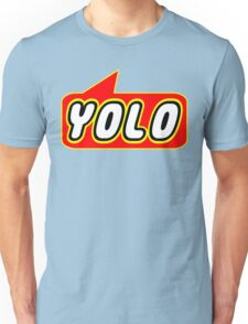 YOLO by Bubble-Tees.com Unisex T-Shirt