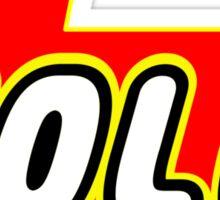 YOLO by Bubble-Tees.com Sticker