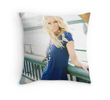 Monica Throw Pillow