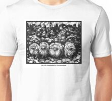 The Four Pomeranians Of The Apocalypse  Unisex T-Shirt