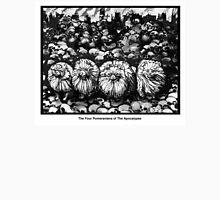 The Four Pomeranians Of The Apocalypse  Unisex T-Shirt