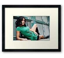 Christina Framed Print