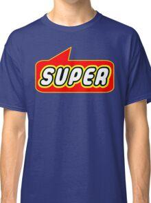 SUPER by Bubble-Tees.com Classic T-Shirt