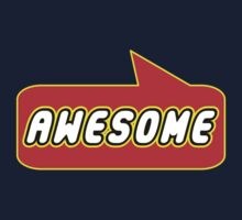 Awesome by Bubble-Tees.com Kids Clothes