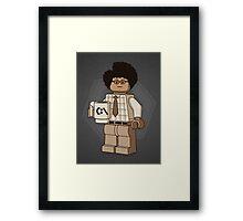 I am a Giddy Goat! Framed Print