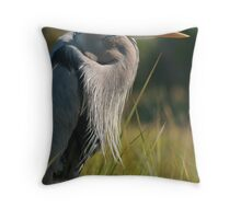 EYE OF THE HUNTER! (in full color) Throw Pillow