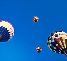 Festival of Balloons by Charles Dobbs Photography