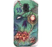 Trick-or-Treating 1313 Rotted Face Samsung Galaxy Case/Skin