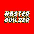 MASTER BUILDER by Customize My Minifig by Customize My Minifig