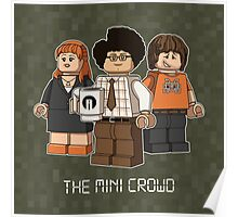 The Mini Crowd Poster