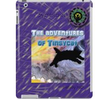 The adventures of Tinsycat, a children's picture book iPad Case/Skin
