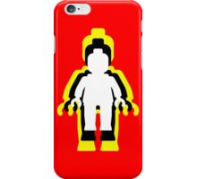 MINIFIG MAN  iPhone Case/Skin