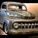 1951 Ford F100 Pickup by DaveKoontz