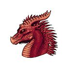 Red Dragon by Faedus