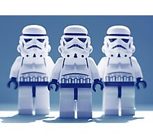 Troopers Photographic Print