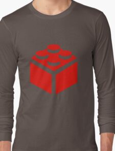 2 X 2 BRICK  Long Sleeve T-Shirt
