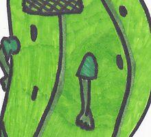 Pickle Person by lilmonkey13
