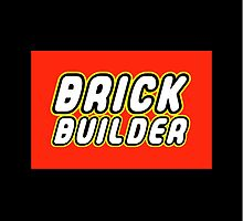 BRICK BUILDER  by Customize My Minifig