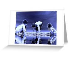 Brothers & Sister Greeting Card