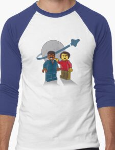 We Are Starstuff Men's Baseball ¾ T-Shirt