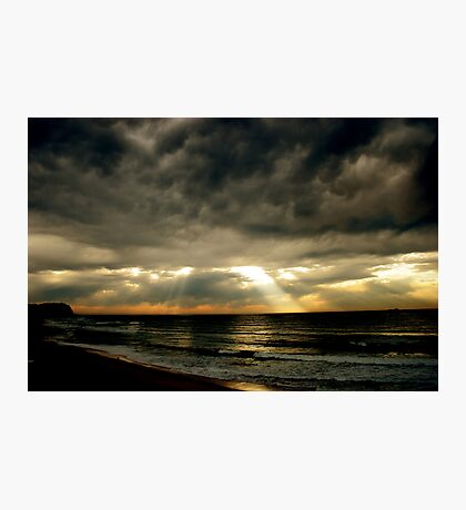 Merewether/Bar Beach Photographic Print