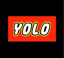 YOLO by Customize My Minifig