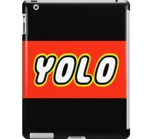 YOLO iPad Case/Skin