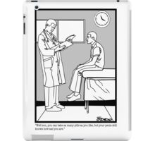 Dr. Office iPad Case/Skin