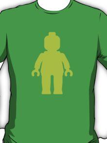 Minifig [Lime Green]  T-Shirt