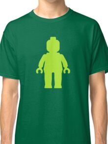 Minifig [Lime Green]  Classic T-Shirt