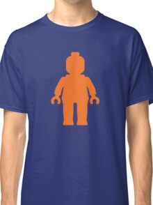 Minifig [Orange]  Classic T-Shirt