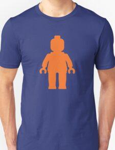 Minifig [Orange]  Unisex T-Shirt