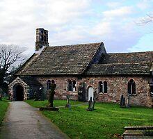 St Peters@Heysham by willie