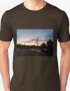 Dusk in Winter T-Shirt