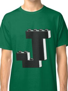 THE LETTER J  Classic T-Shirt