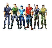 Alpha team by jibble